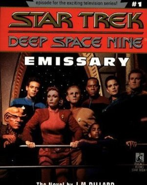 """Star Trek: Deep Space Nine: 1 Emissary"" Review by Deepspacespines.com"