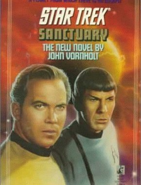 """Star Trek: 61 Sanctuary"" Review by Deepspacespines.com"