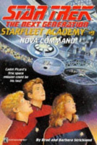 Star Trek: The Next Generation: Starfleet Academy: 9 Nova Command Review by Deepspacespines.com
