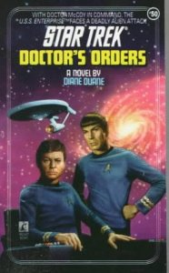 """51E8EVPZYWL. SL500  186x300 """"Star Trek: 50 Doctor's Orders"""" Review by Deep Space Spines"""