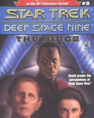 """Star Trek: Deep Space Nine: 2 The Siege"" Review by Deepspacespines.com"
