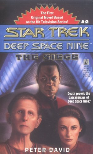 51G88KTT4VL. SL500  Star Trek: Deep Space Nine: 2 The Siege Review by Deepspacespines.com