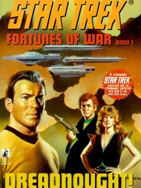 """Star Trek: 29 Fortunes Of War Book 1: Dreadnought!"" Review by Deep Space Spines"