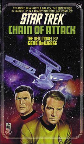 """51GZ49314NL. SL500  """"Star Trek: 32 Chain of Attack"""" Review by Deep Space Spines"""