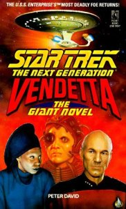 """51M5M860A7L. SL500  182x300 """"Star Trek: The Next Generation: Vendetta"""" Review by Deep Space Spines"""