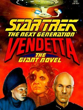 """Star Trek: The Next Generation: Vendetta"" Review by Blog.trekcore.com"