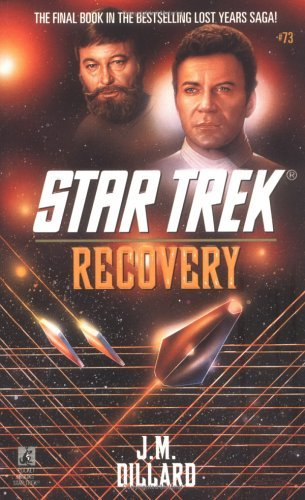 Star Trek: 73 Recovery Review by Deepspacespines.com