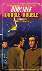 """51SQHJV7C1L. SL500  177x300 """"Star Trek: 45 Double, Double"""" Review by Deep Space Spines"""