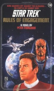 "51WRV3ATJQL. SL500  179x300 ""Star Trek: 48 Rules Of Engagement"" Review by Deep Space Spines"