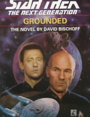 """Star Trek: The Next Generation: 25 Grounded"" Review by Deepspacespines.com"