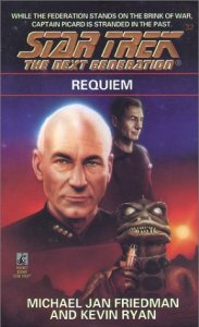 "51Y23AAK9ML. SL500  183x300 ""Star Trek: The Next Generation: 32 Requiem"" Review by Trek Lit Reviews"