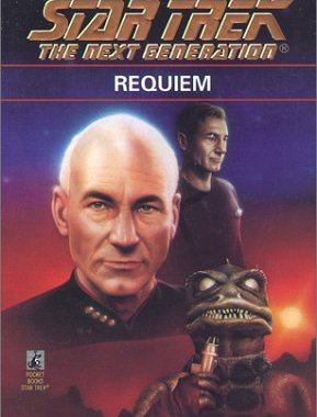 """Star Trek: The Next Generation: 32 Requiem"" Review by Trek Lit Reviews"