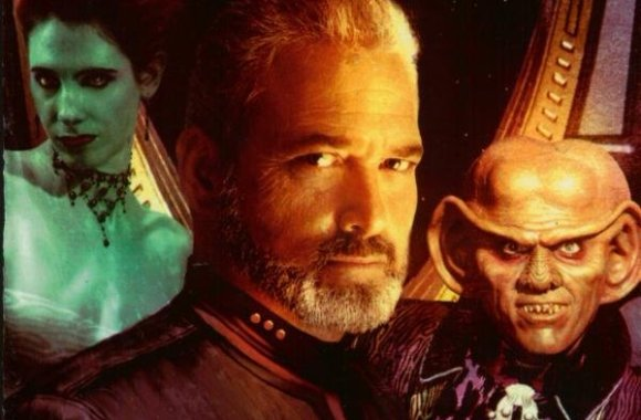 """Star Trek: Deep Space Nine: Mission Gamma Book 1: Twilight"" Review by Tor.com"