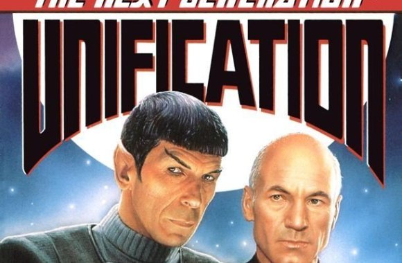"""Star Trek: The Next Generation: Unification"" Review by Deepspacespines.com"