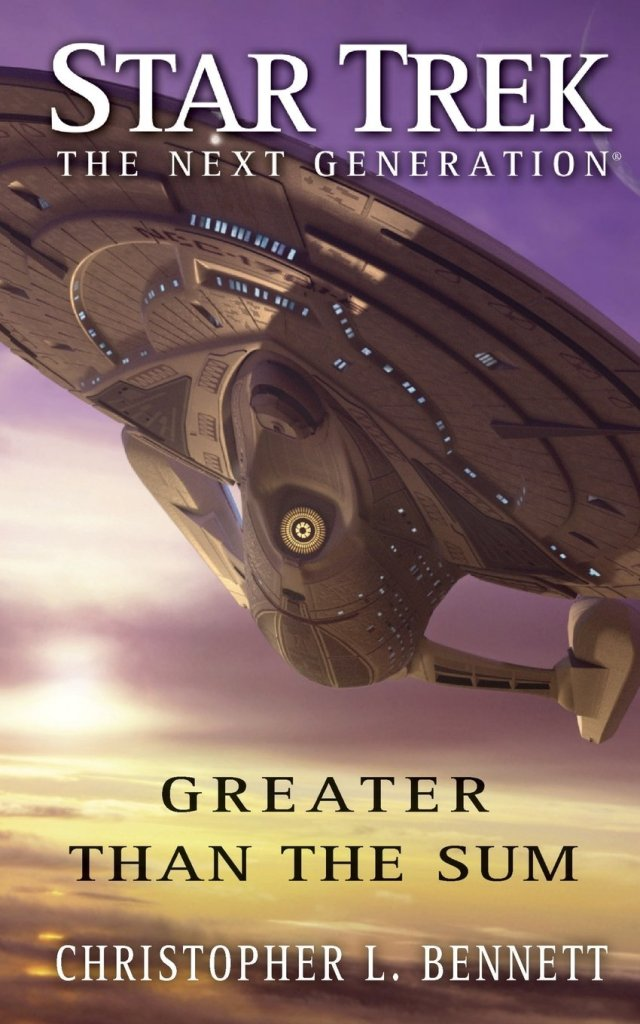 Star Trek: The Next Generation: Greater than the Sum Review by Treklit.com