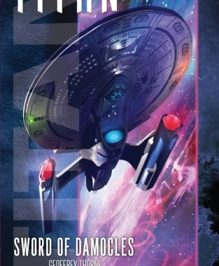 """Star Trek: Titan: Sword of Damocles"" Review by Treklit.com"