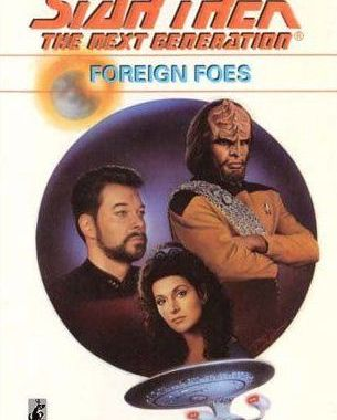 """Star Trek: The Next Generation: 31 Foreign Foes"" Review by Deepspacespines.com"
