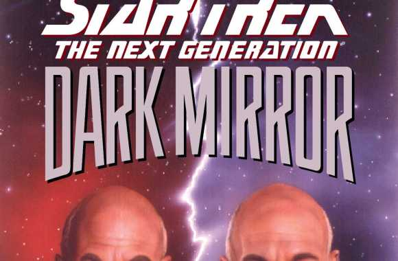 """Star Trek: The Next Generation: Dark Mirror"" Review by Blog.trekcore.com"