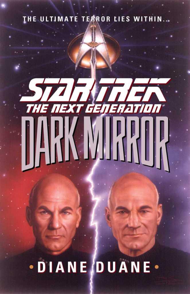 """dark mirror 9780743420648 hr 663x1024 """"Star Trek: The Next Mirror: Dark Mirror"""" Review by Literary Treks"""
