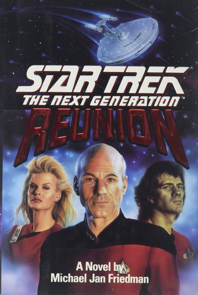 Star Trek: The Next Generation: Reunion Review by Blog.trekcore.com