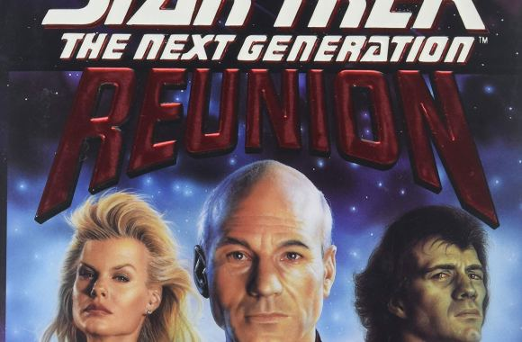 """Star Trek: The Next Generation: Reunion"" Review by Deepspacespines.com"