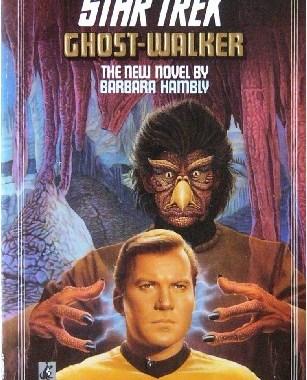 """""""Star Trek: 53 Ghost-Walker"""" Review by Deep Space Spines"""