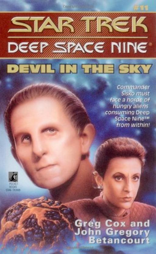 Star Trek: Deep Space Nine: 11 Devil In The Sky Review by Deepspacespines.com