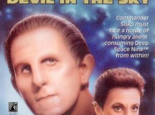 """Star Trek: Deep Space Nine: 11 Devil In The Sky"" Review by Deepspacespines.com"