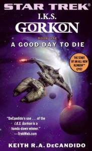 "vr3 gorkon 183x300 ""Star Trek: I.K.S. Gorkon: Book 1: A Good Day To Die"" Review by Literary Treks"