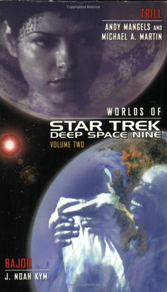Worlds Of Star Trek: Deep Space Nine: Volume 2: Trill and Bajor   Trill Review by Tor.com
