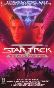 "8191Yg057PL 185x300 ""Star Trek V: The Final Frontier"" Review by Deep Space Spines"