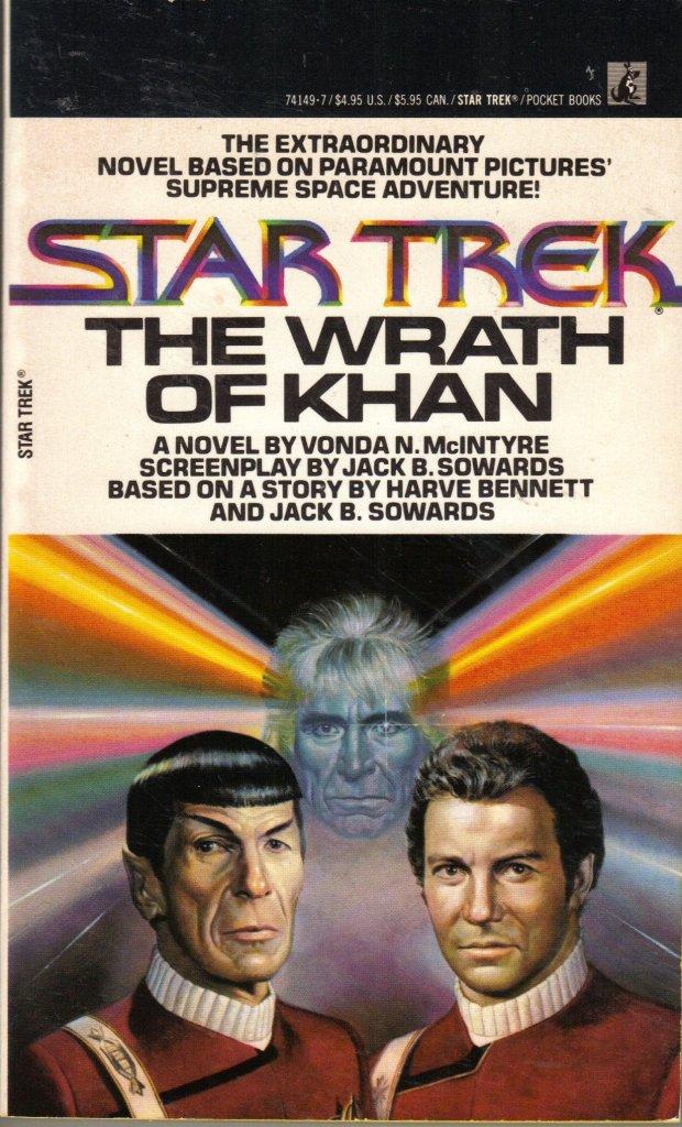 Star Trek 7: Star Trek II: The Wrath of Khan Review by Tinyletter.com