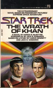 91ra3bD8tyL 182x300 Author Sighting: William Leisner on Enterprising Indivduals for Star Trek 2: The Wrath of Kahn