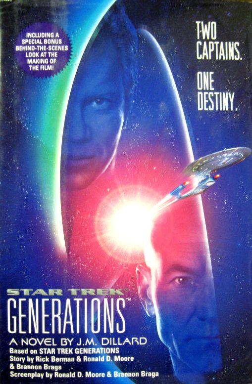 Star Trek: Generations Review by Deepspacespines.com