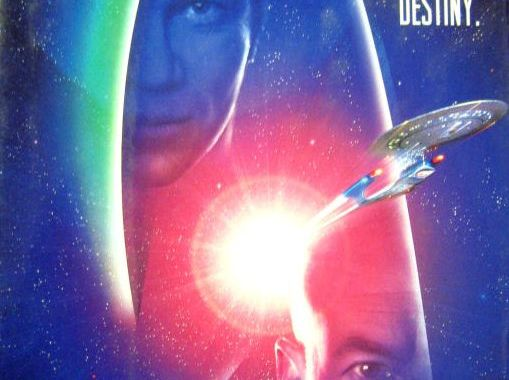 """Star Trek: Generations"" Review by Deepspacespines.com"