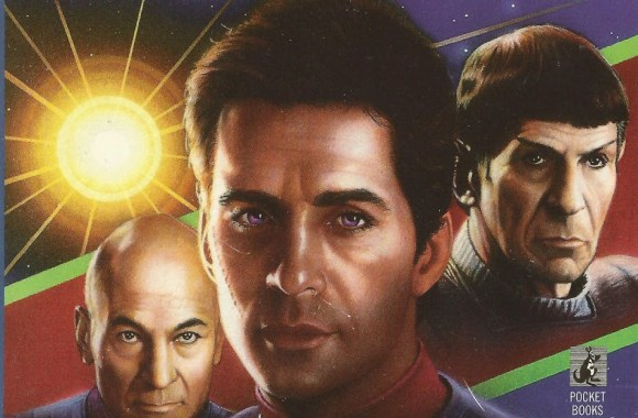 """""""Star Trek: New Frontier: 1 House of Cards"""" Review by Booknest.eu"""