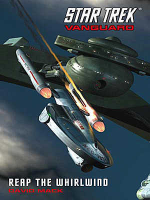 Star Trek: Vanguard: Reap the Whirlwind Review by Unitedfederationofcharles.blogspot.com