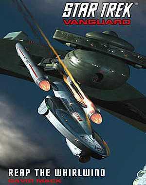 """Star Trek: Vanguard: Reap the Whirlwind"" Review by Booknest.eu"