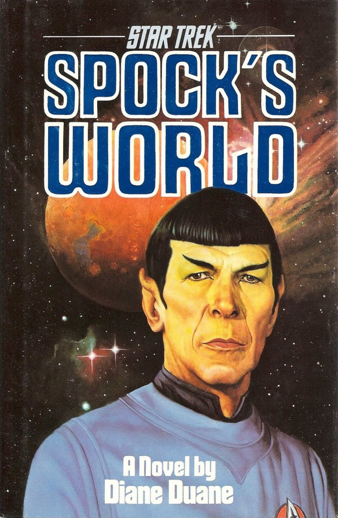 "spocks world 668x1024 ""Star Trek: Spock's World"" Review by Deep Space Spines"