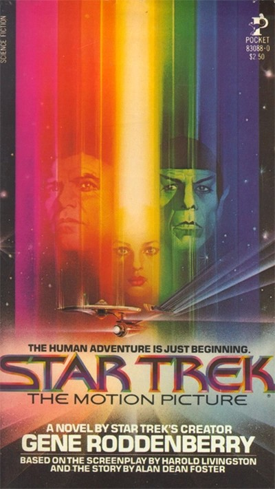 Star Trek: The Motion Picture Review by Trekclivos79.blogspot.com