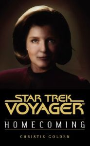 """12130 185x300 """"Star Trek: Voyager: Homecoming Book 1"""" Review by Literary Treks"""