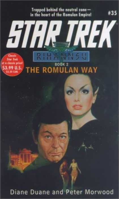 "35 Rihannsu 2 – The Romulan Way ""Star Trek: 35 Rihannsu Book 2: The Romulan Way"" Review by Deep Space Spines"