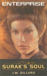 """41A2V8G10ML. SL500  185x300 """"Star Trek: Enterprise: Suraks Soul"""" Review by Trek Lit Review"""
