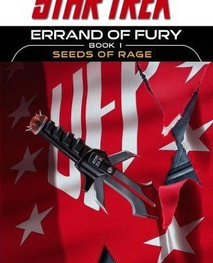 Star Trek Book Deal Alert!  Star Trek: The Original Series: Errand of Fury for only $.99!