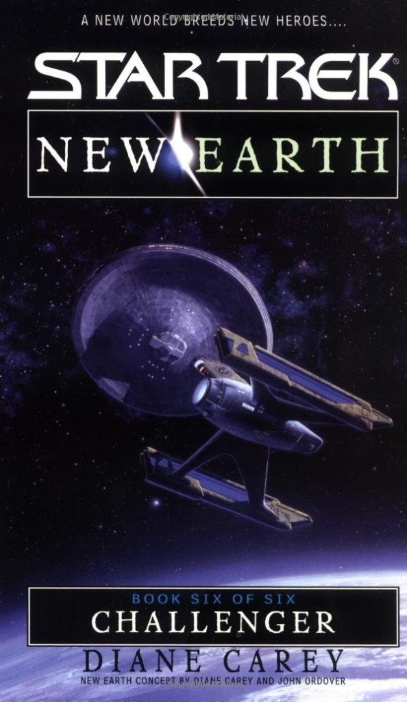 Star Trek: New Earth: Book 6: Challenger Review by Treklit.com