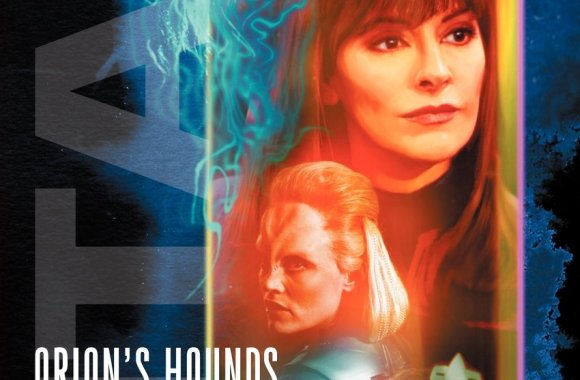 """Star Trek: Titan: Orion's Hounds"" Review by Treklit.com"