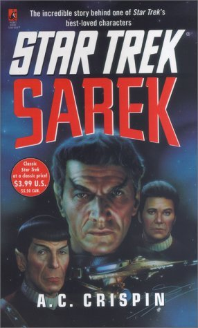 Star Trek: Sarek Review by Deepspacespines.com