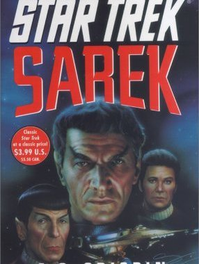 """Star Trek: Sarek"" Review by Deepspacespines.com"