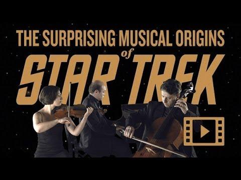 The Final Frontier – The Surprising Musical Origins of Star Trek