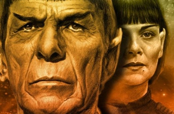 """Star Trek: Cast No Shadow"" Review by Sciencefiction.com"